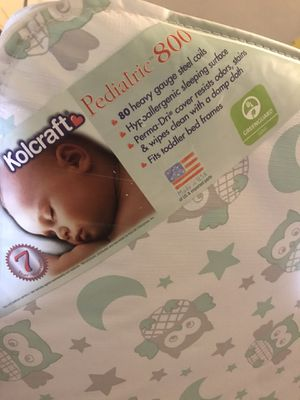 Colchón de bebé nuevo for Sale in Miami, FL