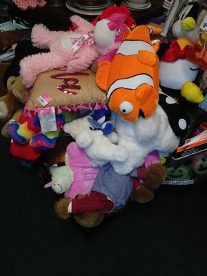 Stuffed animals for Sale in North Attleborough, MA