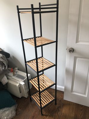 4 Tiered Shelving Unit for Sale in Boston, MA