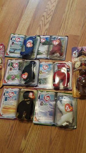 Beanie babies mcdonalds for Sale in UPPR MARLBORO, MD