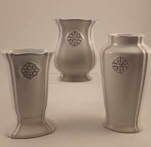 Southern Living at Home Petite Bud Vases for Sale in Biloxi, MS
