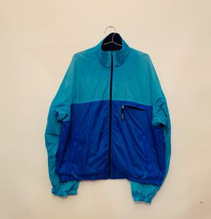 Patagonia Blue Windbreaker Unisex Size Large for Sale in Silver Spring, MD