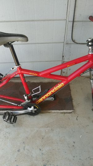 Cannondale mountain bike M200 for Sale in San Jose, CA