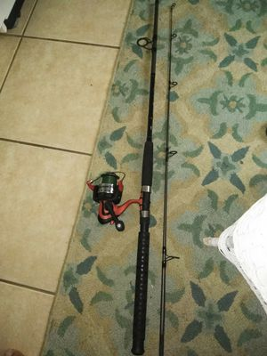 Fishing Pole like new for Sale in St. Petersburg, FL