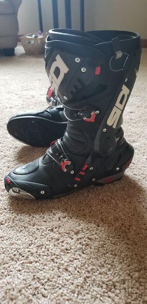 SIDI track boots for Sale in Arlington, WA