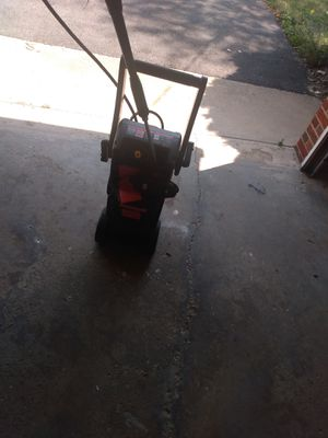 Pressure washer for Sale in Butler, PA