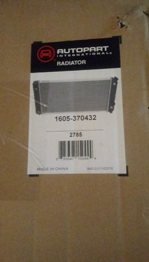 Radiator for Sale in Glendale, AZ