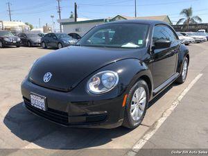 2014 Volkswagen Beetle-Classic 2.5L Entry PZEV for Sale in Visalia, CA
