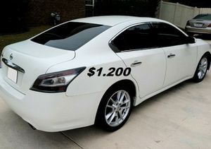 2013 Nissan Maxima $1200 --Fully maintained-- New Tires! for Sale in Los Angeles, CA