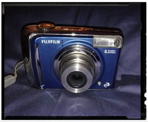 Blue Fujifilm digital camera for Sale in Joplin, MO