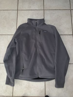 Men's grey Patagonia fleece sweater for Sale in Phoenix, AZ