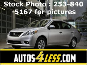 2014 Nissan Versa for Sale in Puyallup, WA