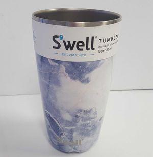 S'well Blue Granite Tumbler Blue Granite for Sale in Norfolk, VA