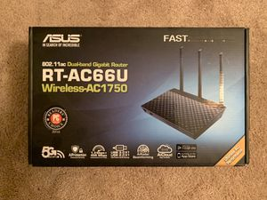 New Asus WiFi router for Sale in Las Vegas, NV