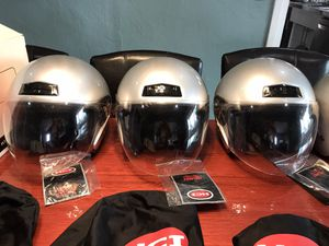 New helmets ⛑ 2 small one medium for Sale in Riverside, CA