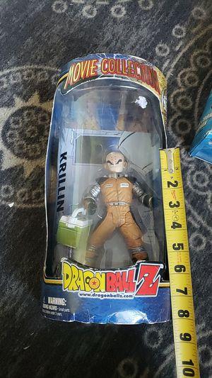 Dragonball z KRILLIN figured $30 for Sale in San Jose, CA