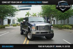 2008 Ford Super Duty F-350 SRW for Sale in Miami, FL