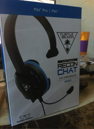 Turtle Beach Headphones for Sale in Ceres, CA
