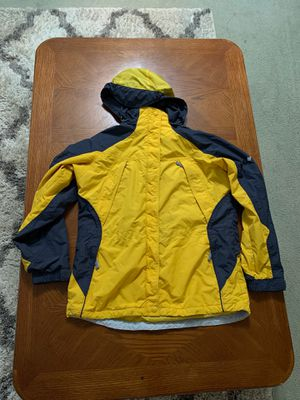 Columbia interchangeable rain jacket for Sale in Beaverton, OR
