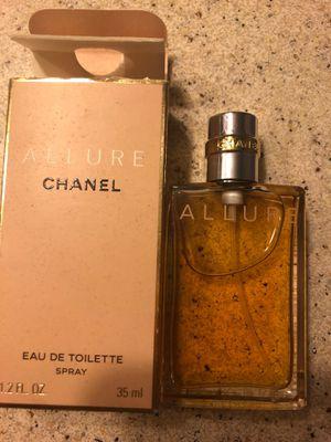 Allure Chanel perfume for Sale in Rialto, CA