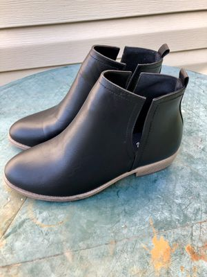 NEW Women's Black Ankle Boot - 10 for Sale in McKnight, PA
