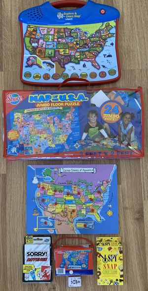 Puzzles and Games for Sale in Gilbert, AZ