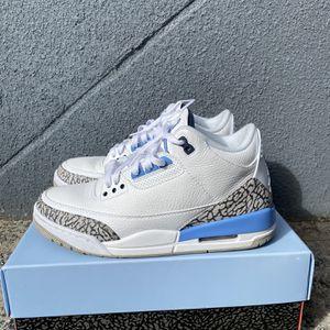 Nike Air Jordan 3 UNC Size 10 for Sale in Miami, FL