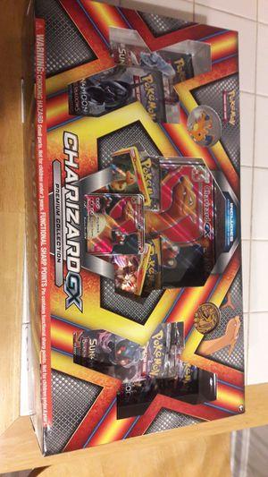 Pokemon TCG Charizard GX Premium Collection for Sale in Marietta, GA