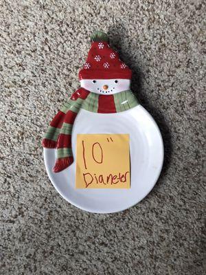 Hallmark Christmas dish for Sale in Springfield, VA