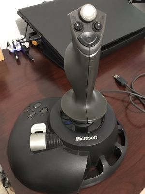 Microsoft Sidewinder 2 Joystick (good condition) for Sale in Old Town, ME