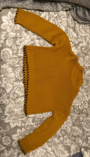 Women's Yellow Sweater for Sale in Lakewood, CA