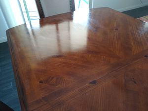 Dining room table, 6 chairs for Sale in Henderson, NV