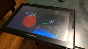 Lenovo Android Tablet - A7600-F for Sale in Fairfax, VA