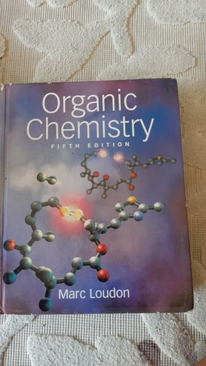 organic chemistry book 5th edition for Sale in Englewood, CO