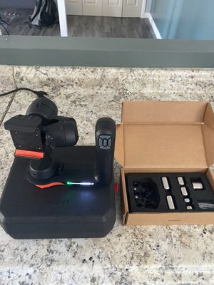Movi Cinema Robot with movi counter weights for Sale in Long Beach, CA