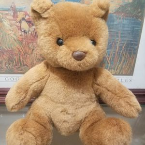 Vintage 1997 Build-A-Bear Workshop 10-in Classic Brown Teddy Bear Plush Toy for Sale in Des Plaines, IL