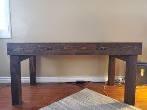 Farmhouse Chic Reclaimed Wood Desk for Sale in Redondo Beach, CA