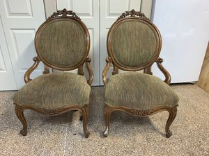 Antique vintage Victorian chairs for Sale in Temecula, CA
