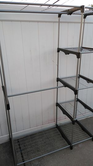 Closet organizer. for Sale in Floral Park, NY