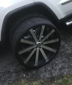 "Rims 24"" for Sale in Cleveland, OH"