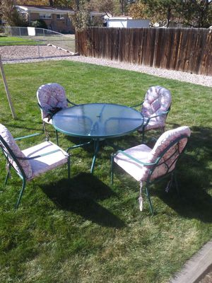 Patio table for Sale in Wheat Ridge, CO
