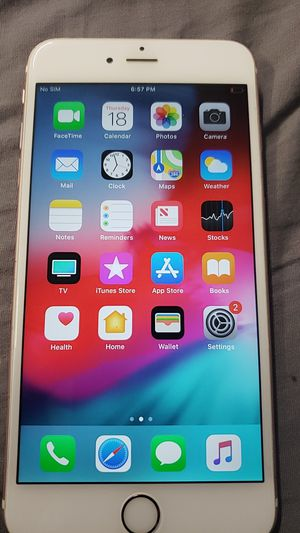 Iphone 6S Plus Unlocked 128gb Good conditions for Sale in Miami, FL