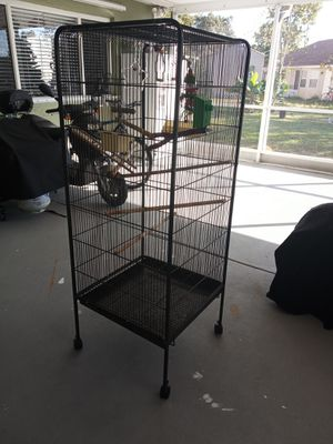 Bird cage for Sale in Spring Hill, FL