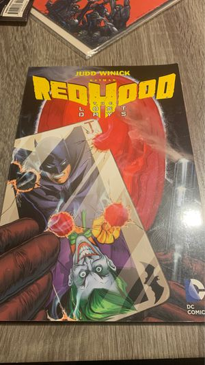 Red Hood: The Lost Days for Sale in Bowie, MD