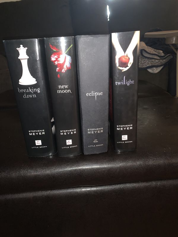 Twilight four book series