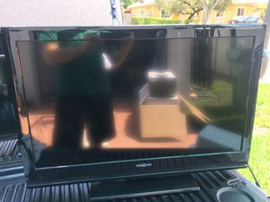 32in Insignia plasma tv with remote for Sale in Davie, FL