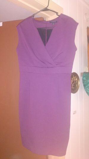 Purple Banana Republic Dress Size 10 for Sale in Jacksonville, AR