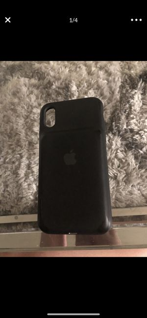 IPhone X/Xs Apple charging case for Sale in San Francisco, CA