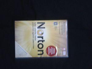 Norton antivirus with antiviruspyware for Sale in Montgomery, AL