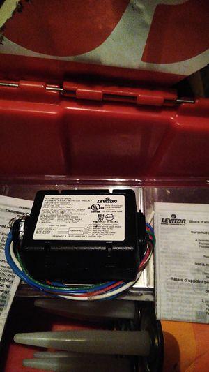 Leviton 20 amp fl/inc. 122/277v fluorescent /l...078477144305 for Sale in Portland, OR